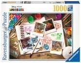Disney-Pixar Sketches Jigsaw Puzzles;Adult Puzzles - Ravensburger