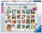 Postzegelverzameling Puzzels;Puzzels voor volwassenen - Ravensburger