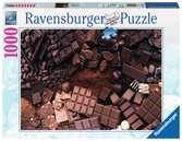 Chocolade-paradijs Puzzels;Puzzels voor volwassenen - Ravensburger