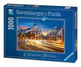 Gran Via, Madrid Puzzle;Puzzle da Adulti - Ravensburger