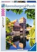 Nuremburg Reflections, 1000pc Puzzles;Adult Puzzles - Ravensburger