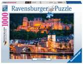 Evening in Heidelberg, 1000pc Puzzles;Adult Puzzles - Ravensburger