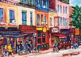 St. Laurent, Montreal Jigsaw Puzzles;Adult Puzzles - Ravensburger