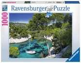 Playa fracesa Puzzles;Puzzle Adultos - Ravensburger