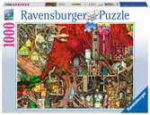 Colin Thompson - Hidden World, 1000pc Puzzles;Adult Puzzles - Ravensburger