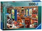 My Haven - The Man Cave, 1000pc Puzzles;Adult Puzzles - Ravensburger