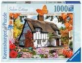 Country Cottage Collection - Sedum Cottage, 1000pc Puzzles;Adult Puzzles - Ravensburger