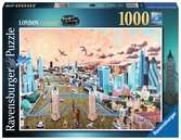 London Eventide, 1000pc Puzzles;Adult Puzzles - Ravensburger
