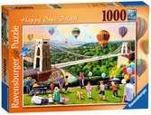 Happy Days Bristol, 1000pc Puzzles;Adult Puzzles - Ravensburger