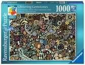 Perplexing Puzzle - Glittering Gemstones, 1000pc Puzzles;Adult Puzzles - Ravensburger