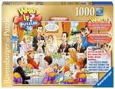 What If? The Wedding, 1000pc Puslespil;Puslespil for voksne - Ravensburger