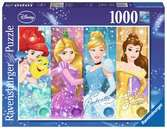 Disney Princess Dare to Dream, 1000pc Puzzles;Adult Puzzles - Ravensburger
