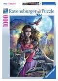 Puzzle 1000 p - La maitresse des loups Puzzle;Puzzle adulte - Ravensburger