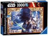 Star Wars, 1000pc Puzzles;Adult Puzzles - Ravensburger