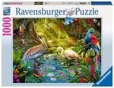 Le paradis des animaux Puzzle;Puzzles adultes - Ravensburger