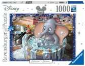 Puzzle 1000 p - Dumbo (Collection Disney) Puzzle;Puzzle adulte - Ravensburger