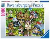 Bird Village Jigsaw Puzzles;Adult Puzzles - Ravensburger