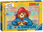 Paddington Bear, 1000pc Puzzles;Adult Puzzles - Ravensburger