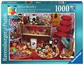 Perplexing Retro Revelry, 1000pc Puzzles;Adult Puzzles - Ravensburger