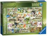 Country Life, The 1900s, 1000pc Puzzles;Adult Puzzles - Ravensburger