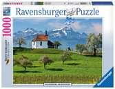 Wasserburg am Bodensee Puzzle;Erwachsenenpuzzle - Ravensburger