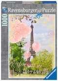 Ballonnen bij de Eiffeltoren Puzzels;Puzzels voor volwassenen - Ravensburger