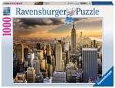Puzzle 1000 p - Magnifique ville de New York Puzzle;Puzzle adulte - Ravensburger