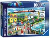 Holiday Camp Memories, 1000pc Puzzles;Adult Puzzles - Ravensburger