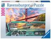 Golden Gate Puzzles;Puzzle Adultos - Ravensburger