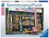 The Bookshop Jigsaw Puzzles;Adult Puzzles - Ravensburger