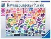 Wave Mosaic Jigsaw Puzzles;Adult Puzzles - Ravensburger