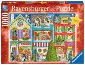 Christmas on Pet Street Jigsaw Puzzles;Adult Puzzles - Ravensburger