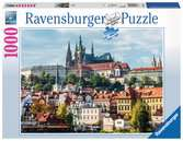 ZAMEK NA HRADCZANACH 1000 EL Puzzle;Puzzle dla dorosłych - Ravensburger