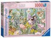Flower Fairies, 1000pc Puzzles;Adult Puzzles - Ravensburger