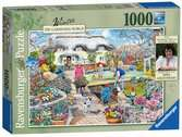 Gardening World - Winter, 1000pc Puzzles;Adult Puzzles - Ravensburger