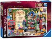 London Recollections, 1000pc Puzzles;Adult Puzzles - Ravensburger