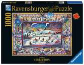 Canadian Winter Jigsaw Puzzles;Adult Puzzles - Ravensburger