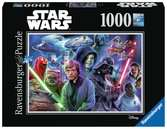 Star Wars collection Puzzle 1000 pezzi Puzzle;Puzzle da Adulti - Ravensburger