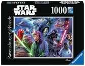 STAR WARS - KOLEKCJA 3, 1000 EL. Puzzle;Puzzle dla dorosłych - Ravensburger