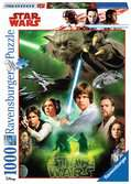 Star Wars Puzzles;Puzzle Adultos - Ravensburger