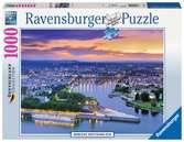 KOBLENZ , NIEMIECKI NAROŻNIK 1000EL Puzzle;Puzzle dla dorosłych - Ravensburger