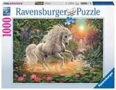 Puzzle 1000 p - Mystique licorne Puzzle;Puzzles adultes - Ravensburger