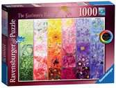 The Gardener S Palette. No1 The Cottage Garden Puzzle;Puzzle da Adulti - Ravensburger