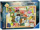 Pinboard Posers No.1 - Tiger & Teapot, 1000pc Puzzles;Adult Puzzles - Ravensburger