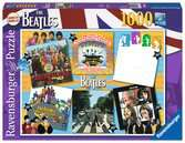 Beatles Albums 1967 - 1970 Jigsaw Puzzles;Adult Puzzles - Ravensburger