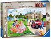 Days Out No.1 - The Stately Home, 1000pc Puzzles;Adult Puzzles - Ravensburger