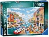 Summer Haven, 1000pc Puzzles;Adult Puzzles - Ravensburger