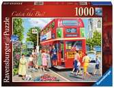 Catch the Bus, 1000pc Puzzles;Adult Puzzles - Ravensburger