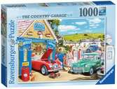 The Country Garage, 1000pc Puzzles;Adult Puzzles - Ravensburger