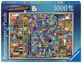 Colin Thompson - Awesome Alphabet B, 1000pc Puzzles;Adult Puzzles - Ravensburger